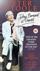 Jeffrey Bernard is Unwell [VHS] [1999]