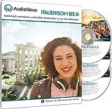 AudioNovo Italienisch I ? III: In nur 3 Monaten schnell und einfach Italienisch lernen - Audio-Sprachkurs Italienisch f�r Anf�nger und Fortgeschrittene (Italienisch Sprachkurs, H�rbuch 42 Std. Audio) medium image