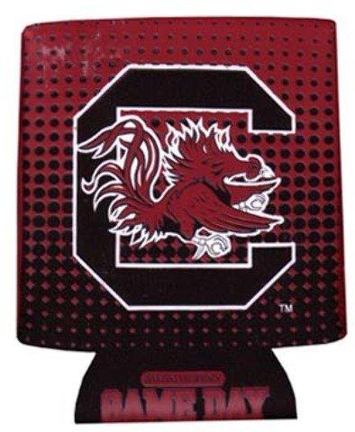 Game Day Outfitters NCAA South Carolina Fighting Gamecocks 12DP Pocket Koozie, Einheitsgröße, Mehrfarbig -