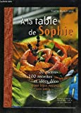 À la table de Sophie