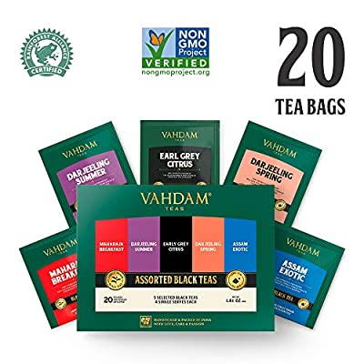Up to 50% off Best Selling Teas