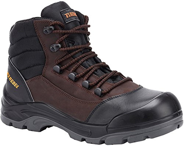 Parossoes sp5042 ne-ma39 Hammer Scarpe di sicurezza S3 taglia 39 Marroneee nero | Alta Qualità  | Uomini/Donna Scarpa