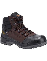 Paredes sp5042ne-ma39Hammer–Zapatos de seguridad S3talla 39MARRÓN/NEGRO