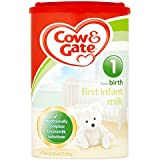 Cow and Gate Stage 1 From Newborn First Infant Milk from Newborn 900 g (Pack of 6)