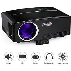 513VIeEgBwL. AC UL250 SR250,250  - Guarda i tuoi contenuti video in modo nuovo con i 10 migliori videoproiettori a led economici