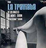 Verdi : La Traviata. De Los Angeles, Chissari, Bertona, Del Monte, Sereni, Tedesco, Conca.