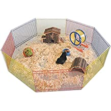 Nobby Parque de juego 8 lados para hámster, 91 cm de diámetro