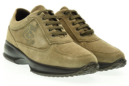 ENVAL SOFT donna sneakers basse 69733/00 39 Fango