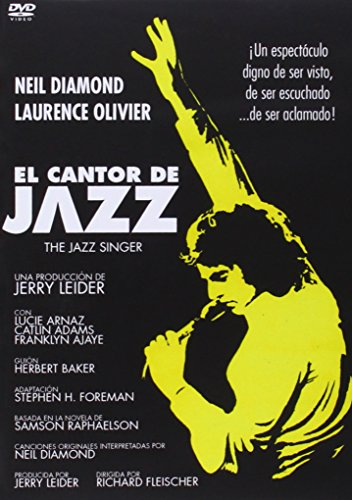CANTOR DE JAZZ - Richard Fleischer - Neil Diamond. ()