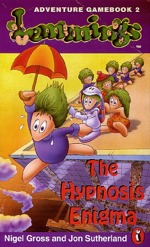Lemmings adventure gamebook
