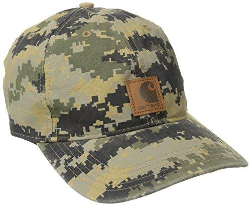 Knit Cap Army (Carhartt Herren Baseball Cap, OFA, Dark Khaki Digi Cam, 1)