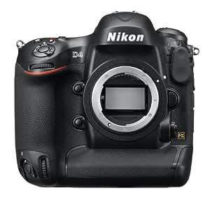 Nikon D4 ( 16.6 Megapixel (3.2 Zoll Display) )