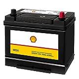 Shell SR26 Asia Autobatterie 12V 70AH 630A/EN 57029 Pluspol Rechts
