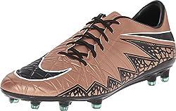 Nike Herren Hypervenom Phantal II Fg Stollenschuh, Bronze/schwarz, 44.5 EU