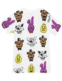FIVE NIGHTS AT FREDDY'S Camiseta Para Niño - FNAF