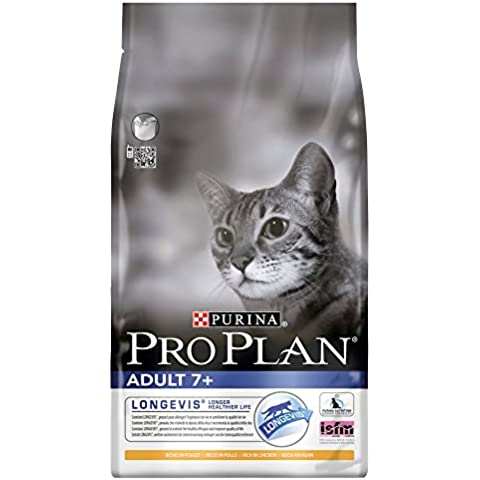 Nestle' Purina - Pro Plan Sterilised 7+ Secco con Tacchino