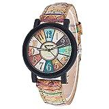 Artans (TM) Nueva Vintage De Moda Reloj de cuarzo de lujo de las mujeres reloj de pulsera Relogio feminino reloj de regalo 1903