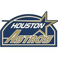 Houston Astros Logo MLB Baseball De Haute Qualite Pare-Chocs Automobiles Autocollant 12 x 10 cm