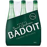 Badoit Verte Eau Minérale Gazeuse Finement Pétillante Bouteille 6 x 1 L