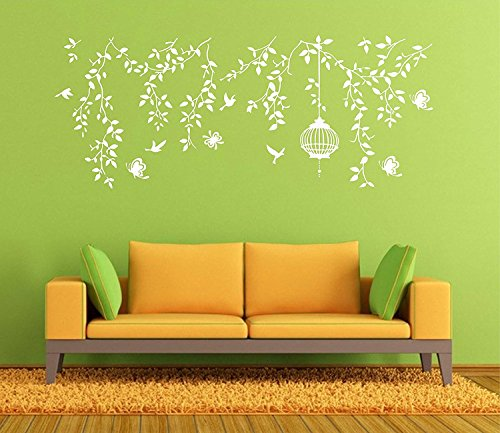 Printelligent Beautiful Wall Decal for Home décor,Wall Sticker 513VOcTYW6L