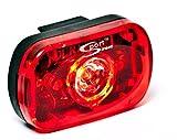 Sport Direct - Megawatttm 0.5W & X 2 Bicicletta Posteriore Luce 20 Lumen Di Mega Led Luminoso Rosso