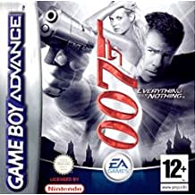 James Bond 007 Everything or Nothing [ Game Boy Advance ] [Import anglais]