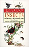Cover of: Collins Pocket Guide – Insects of Britain and Western Europe | Michael Chinery