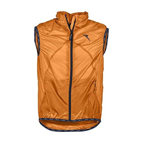 Chervò Vest Flame Orange Spring Summer 56 Flame Orange