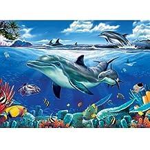 Blue Paradise King Jigsaw Puzzle, 1000 Pieces