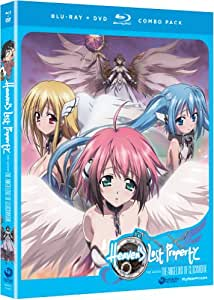 Heaven's Lost Property: The Angeloid of Clockwork [Blu-ray] [Import anglais]