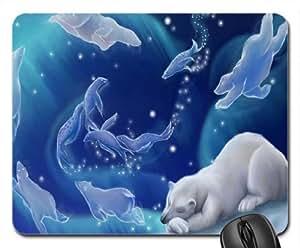 SLEEPING BEAUTIES Mouse Pad, Mousepad (Bears Mouse Pad)