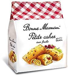 Bonne Maman Petits Cakes Aux Fruits (210g) - Mini Cake With Fruits