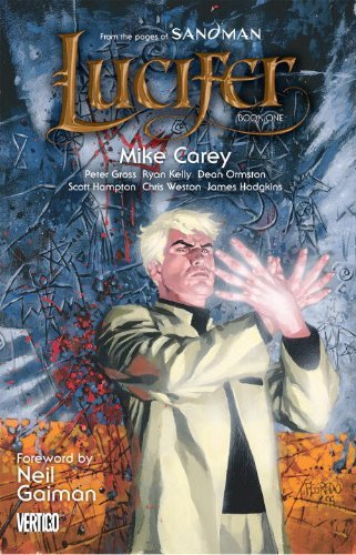 Lucifer Book One TP by Carey, Mike (June 13, 2013) Paperback