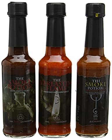 The Chilli Alchemist The Smoke Potion Magnum Opus The Everlasting Flame
