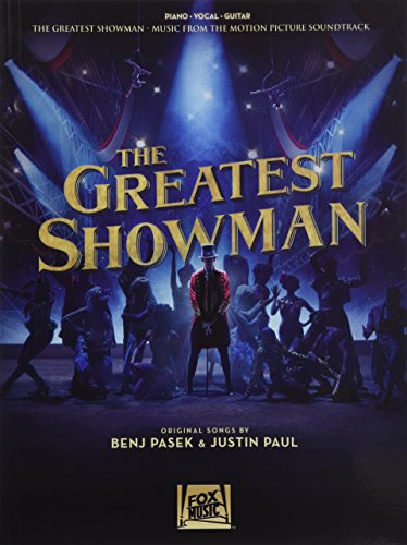 The Greatest Showman -For Piano, Voice & Guitar- (Book): Buch für Klavier, Gesang, Gitarre (Motion Books Picture)