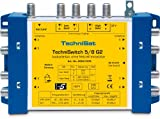 TechniSat Multischalter TechniSwitch 5/8G2 Energiesparend