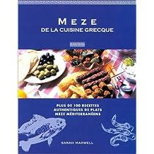 Mézé, la cuisine grecque