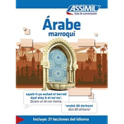 Árabe Marroquí - Guía de conversación (Guide de conversation Assimil)