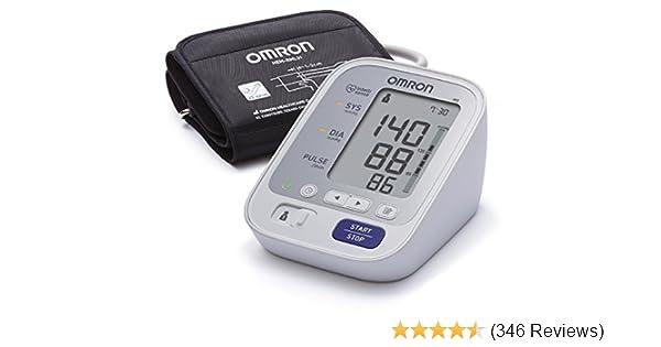 Omron M3 Upper Arm Blood Pressure Monitor Amazon Health