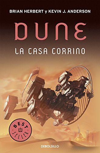La Casa Corrino (Preludio a Dune 3) por Brian Herbert