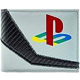 Playstation Coloré PS Symbole Gris Portefeuille