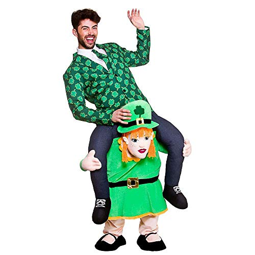 Unbekannt Carry Me® - Leprechaun Lass Costume - Carry Me Kostüm Leprechaun