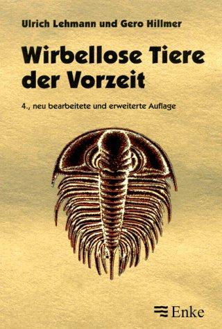 Wirbellose Tiere der Vorzeit -