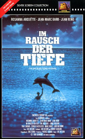 Bild von Im Rausch der Tiefe - Langfassung [VHS]