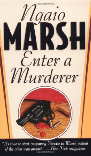 Book cover for Enter a Murderer