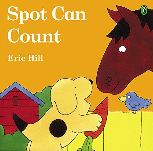 Spot Can Count (Spot (Paperback)) por Eric Hill