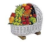Regalo para hospitales: Cesta de Frutas Cuco - Envío a Domicilio
