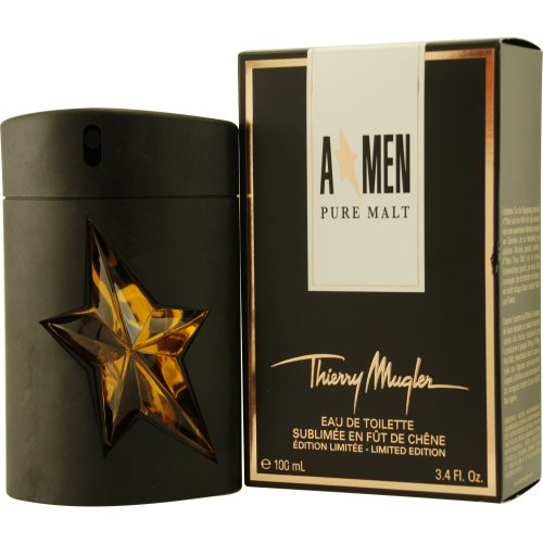 Thierry Mugler A*Men Pure Malt - Agua de toilette, 100 ml