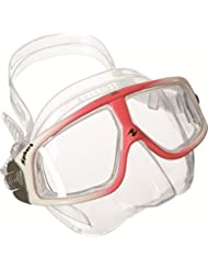 Aqua Lung Sport Sphera LX, Maske, Schnorchel, Rot