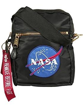 Alpha Industries Tasche Flyers Kit Bag NASA